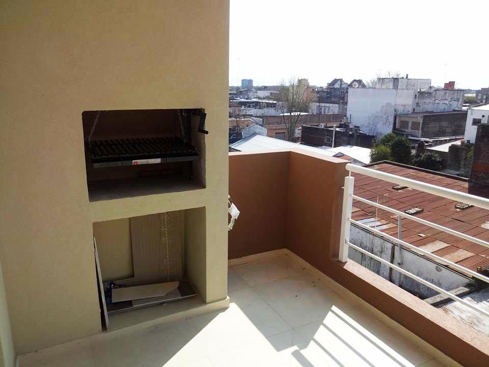 Parrilla para balcón